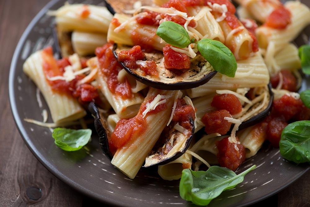 Pasta alla Norma - Gustorotondo - Italian food boutique
