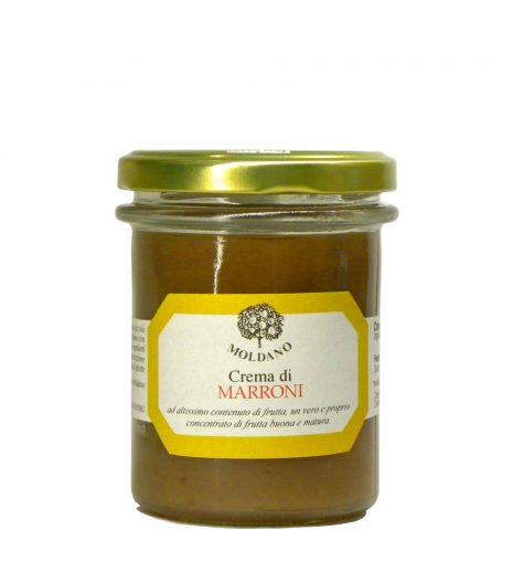 Crema di Marroni Fattoria Moldano - Chestnut Cream - Gustorotondo - Italian Food Boutique