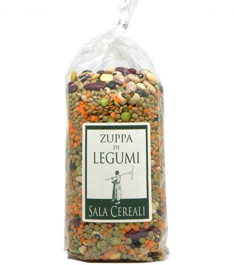 Zuppa di legumi Sala Cereali - Sala Cereali Legumes Soup - Gustorotondo - Italian food boutique