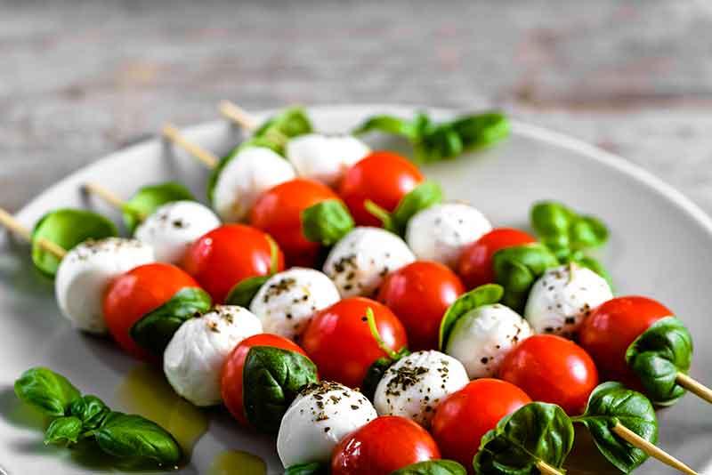 italian starter - Gustorotondo