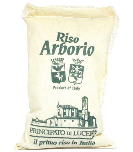 Riso arborio Principato di Lucedio - Arborio rice Principato di Lucedio - Gustorotondo - Italian food boutique