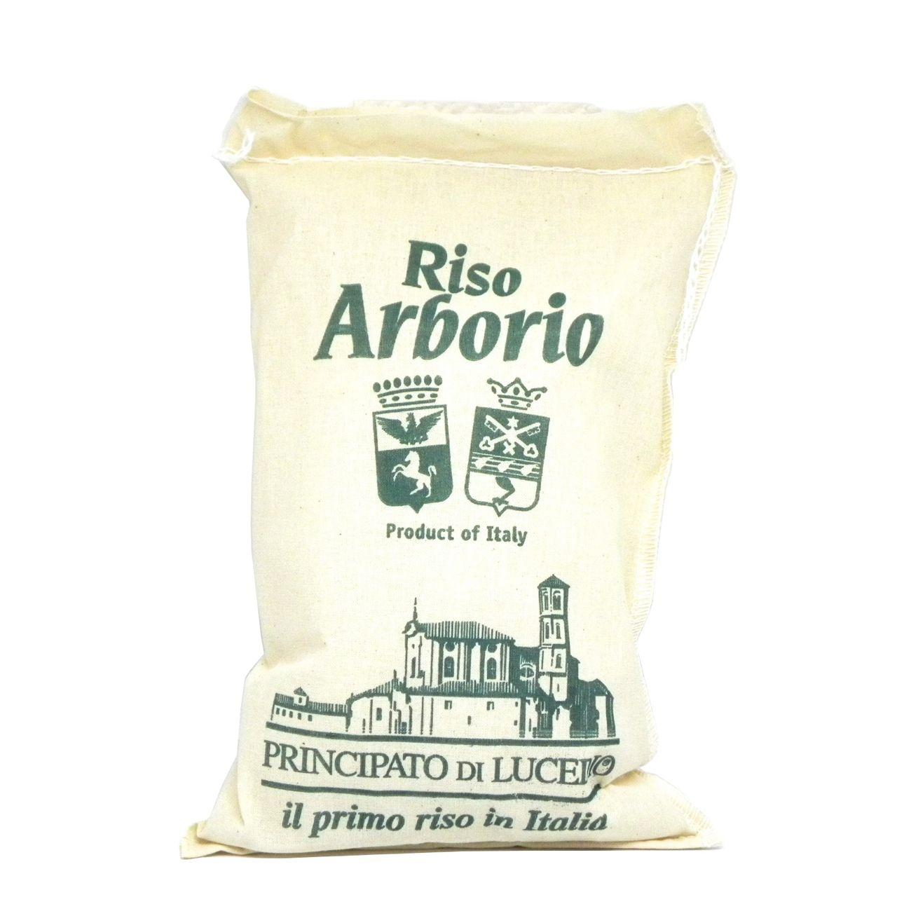 Riso arborio Principato di Lucedio – Arborio rice Principato di Lucedio – Gustorotondo – Italian food boutique