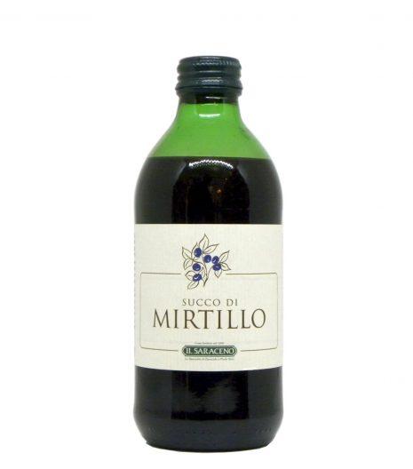 Succo di mirtillo 100% Sala Cereali - Sala Cereali Blueberry Juice 100% - Gustorotondo - Italian food boutique