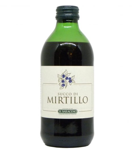 Succo di mirtillo 100% Sala Cereali - Sala Cereali Blueberry Juice 100% - Gustorotondo - Italian food boutique