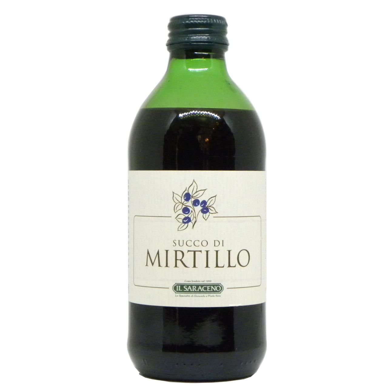Succo di mirtillo 100% Sala Cereali – Sala Cereali Blueberry Juice 100% – Gustorotondo – Italian food boutique