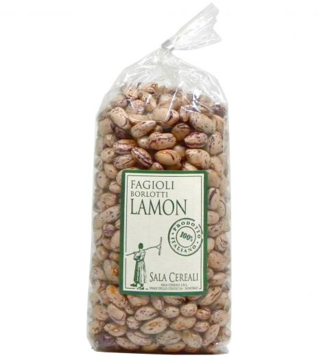 Fagioli borlotti Lamon italiani Sala Cereali - Sala Cereali Italian Borlotti Lamon Beans - Gustorotondo - Italian food boutique