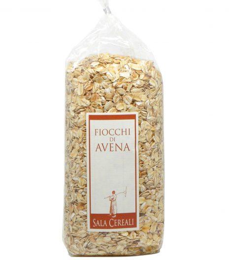 Fiocchi di Avena Sala Cereali - Sala Cereali Oat Flakes - Gustorotondo - Italian food boutique