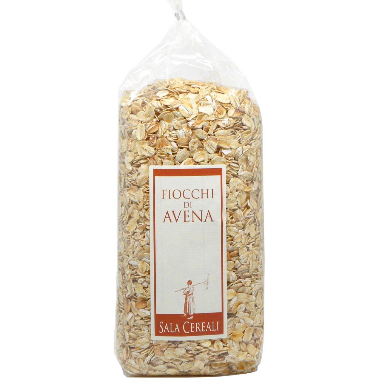 Fiocchi di Avena Sala Cereali – Sala Cereali Oat Flakes – Gustorotondo – Italian food boutique