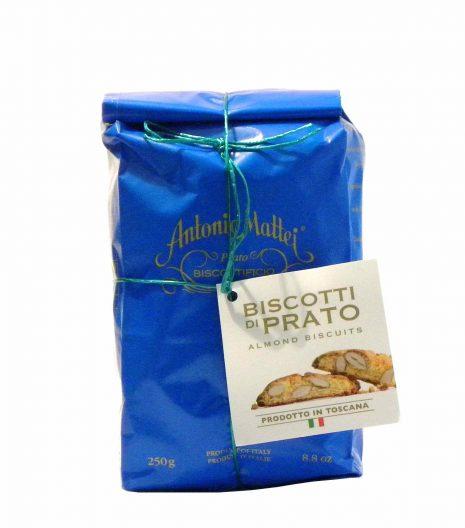 Biscotti di Prato Antonio Mattei - Antonio Mattei Almond Biscuits - Gustorotondo - Italian Food Boutique