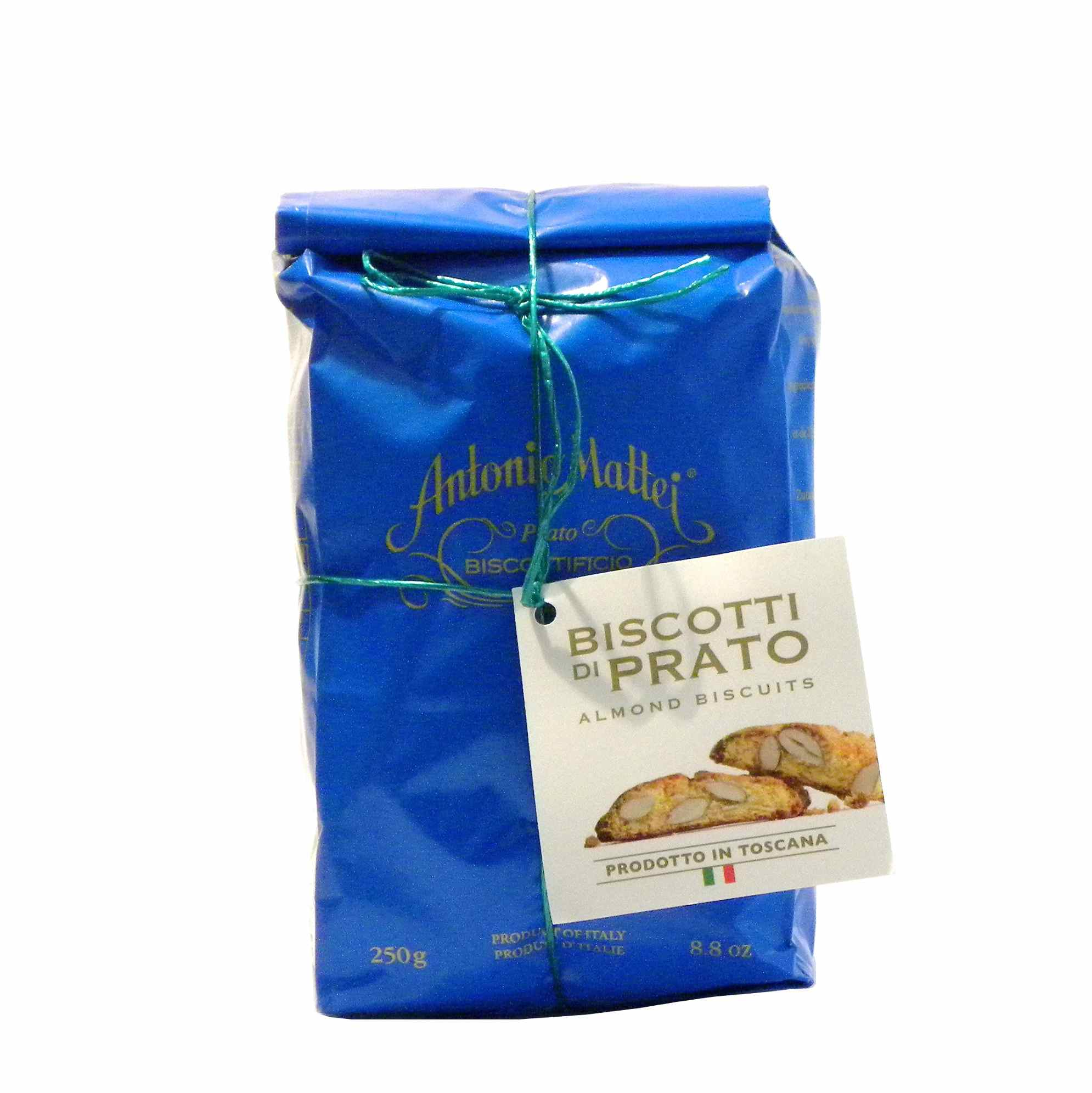 Biscotti di Prato Antonio Mattei – Antonio Mattei Almond Biscuits – Gustorotondo – Italian Food Boutique