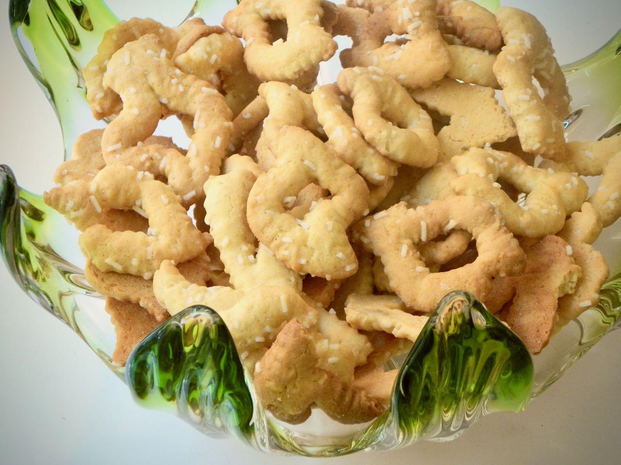 Cabiadini biscotti frollini - Cabiadini biscuits - Gustorotondo Italian food boutique