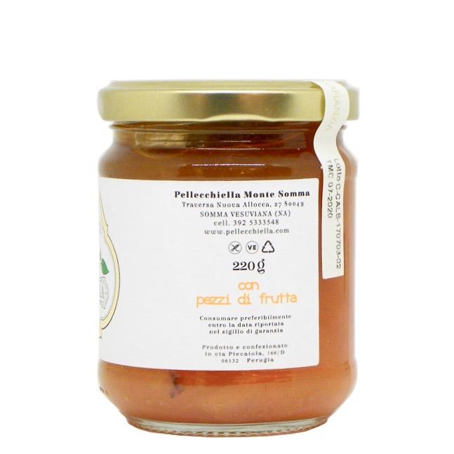 Confettura Albicocca Pellecchiella Monte Somma acquista online – Pellecchiella Monte Apricot Jam buy online – Gustorotondo – Italian Food Boutique