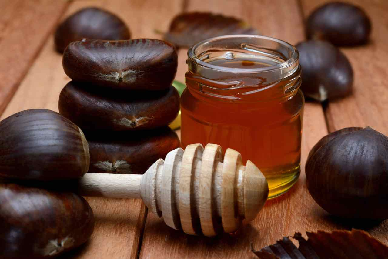 Miele di Castagno - Chestnut Honey - Gustorotondo - Italian food boutique