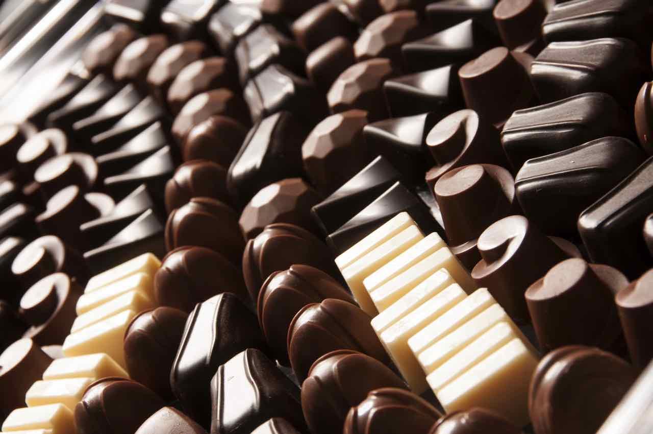cioccolatini - chocolates - Gustorotondo Italian food boutique - I migliori cibi online - Best Italian food online - spesa online