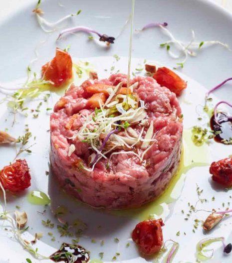 De Carlo olio evo - condimento carne - De Carlo evo oil - meat condiment - gustorotondo - italian fine food online - prodotti tipici italiani online