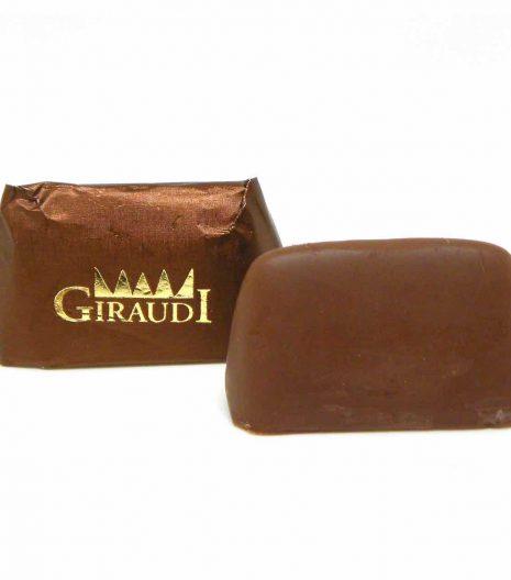 Giraudi Gianduiotti Fondenti - Giraudi Dark Chocolate Gianduiotti - gustorotondo - italian fine food online - prodotti tipici italiani online