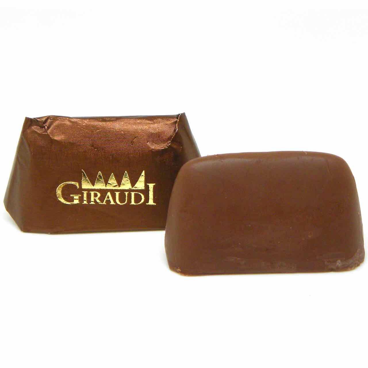 Giraudi Gianduiotti Fondenti – Giraudi Dark Chocolate Gianduiotti – gustorotondo – italian fine food online – prodotti tipici italiani online