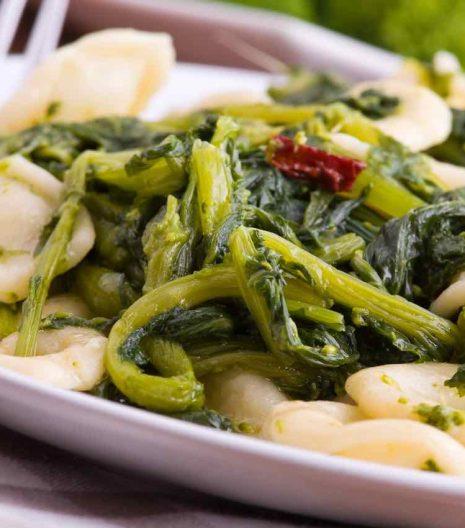 Orecchiette e cime di rapa - Gustorotondo Italian food boutique - I migliori cibi artigianali d'Italia - Best Italian food online