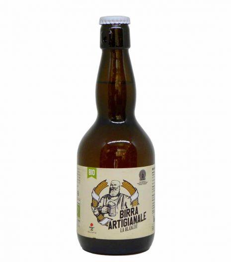 birra blanche artigianale fronte - artisan blanche beer - Agricola del Sole - Gustorotondo Italian food boutique - I migliori cibi online - Best Italian food online - spesa online