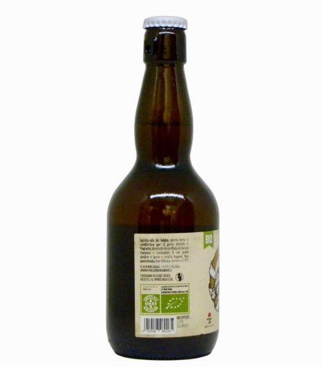 birra blanche artigianale lato - artisan blanche beer - Agricola del Sole - Gustorotondo Italian food boutique - I migliori cibi online - Best Italian food online - spesa online