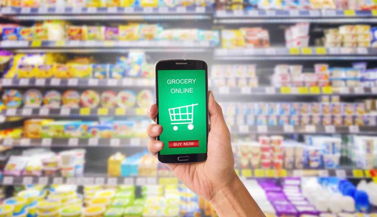 storia dell'ecommerce - e-commerce history - Gustorotondo Italian food boutique - I migliori cibi online - Best Italian food online - spesa online