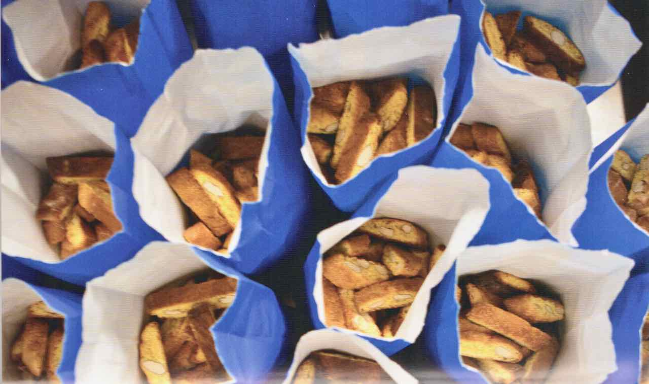 Biscotti di Prato ricetta Mattei: ingredienti e preparazione