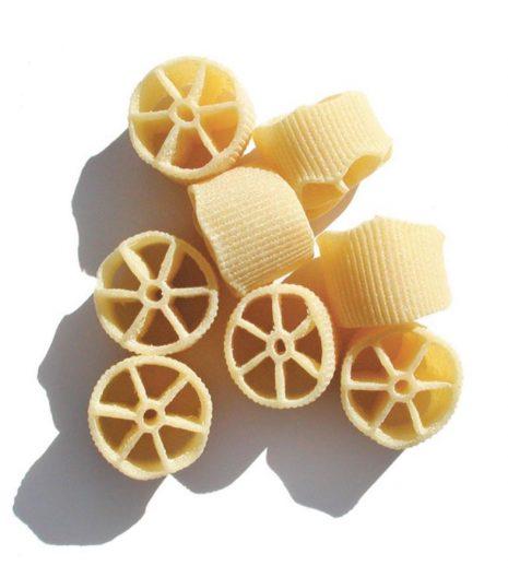 Ruote pazze Benedetto Cavalieri - pasta Cavalieri - Gustorotondo Italian food boutique - I migliori cibi online - Best Italian foods online - spesa online