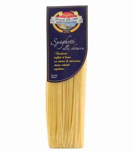 Gerado di Nola - spaghetti alla chitarra - Gustorotondo Italian food boutique - I migliori cibi online - Best Italian foods online - spesa online