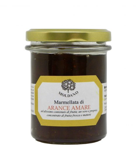 Fattoria Moldano marmellata arance amare - bitter orange marmelade - Gustorotondo Italian food boutique - I migliori cibi online - Best Italian foods online - spesa online