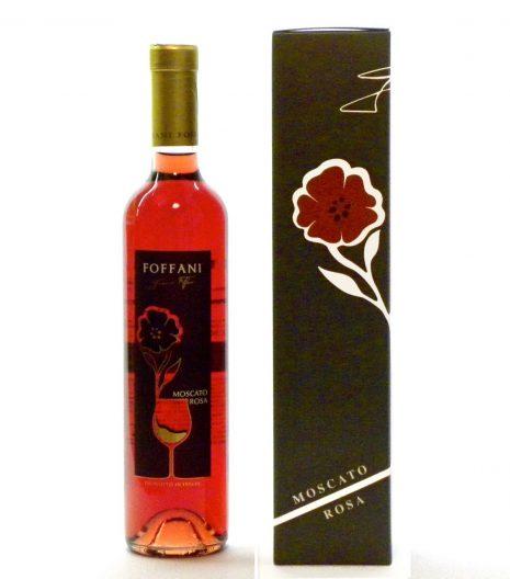 Moscato Rosa Giovanni Foffani - Giovanni Foffani Moscato Rosa Wine - Gustorotondo Italian food boutique - I migliori cibi online - Best Italian foods online - spesa online