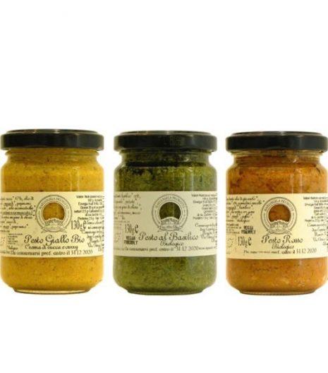 Pesto Prunotto Mariangela - Gustorotondo Italian food boutique - I migliori cibi online - Best Italian foods online - spesa online