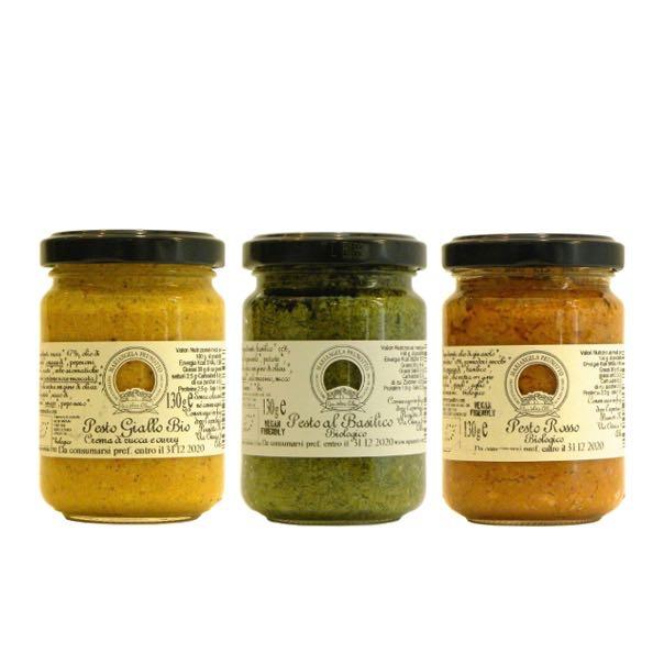 Pesto Prunotto Mariangela – Gustorotondo Italian food boutique – I migliori cibi online – Best Italian foods online – spesa online