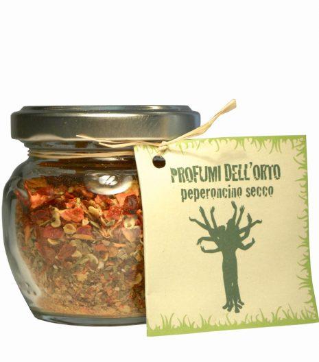 Peperoncino e basilico - Chili pepper and basil - Gustorotondo Italian food boutique - I migliori cibi online - Best Italian foods online - spesa online