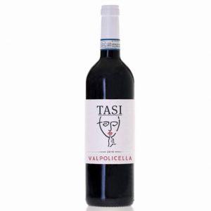 Valpolicella DOC vino TASI - Valpolicella DOC Italian wine TASI - Gustorotondo Italian food boutique - I migliori cibi online - Best Italian foods online - spesa online