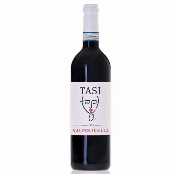 Valpolicella DOC vino TASI – Valpolicella DOC Italian wine TASI – Gustorotondo Italian food boutique – I migliori cibi online – Best Italian foods online – spesa online