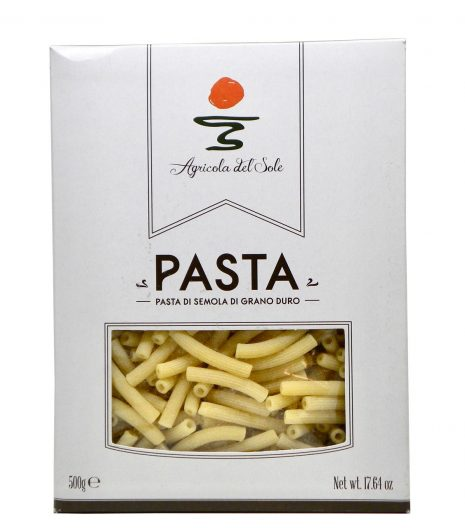 maccheroncini agricola del sole pasta artigianale - agricola del sole artisan pasta maccheroncini - Gustorotondo Italian food boutique - I migliori cibi online - Best Italian foods online - spesa online