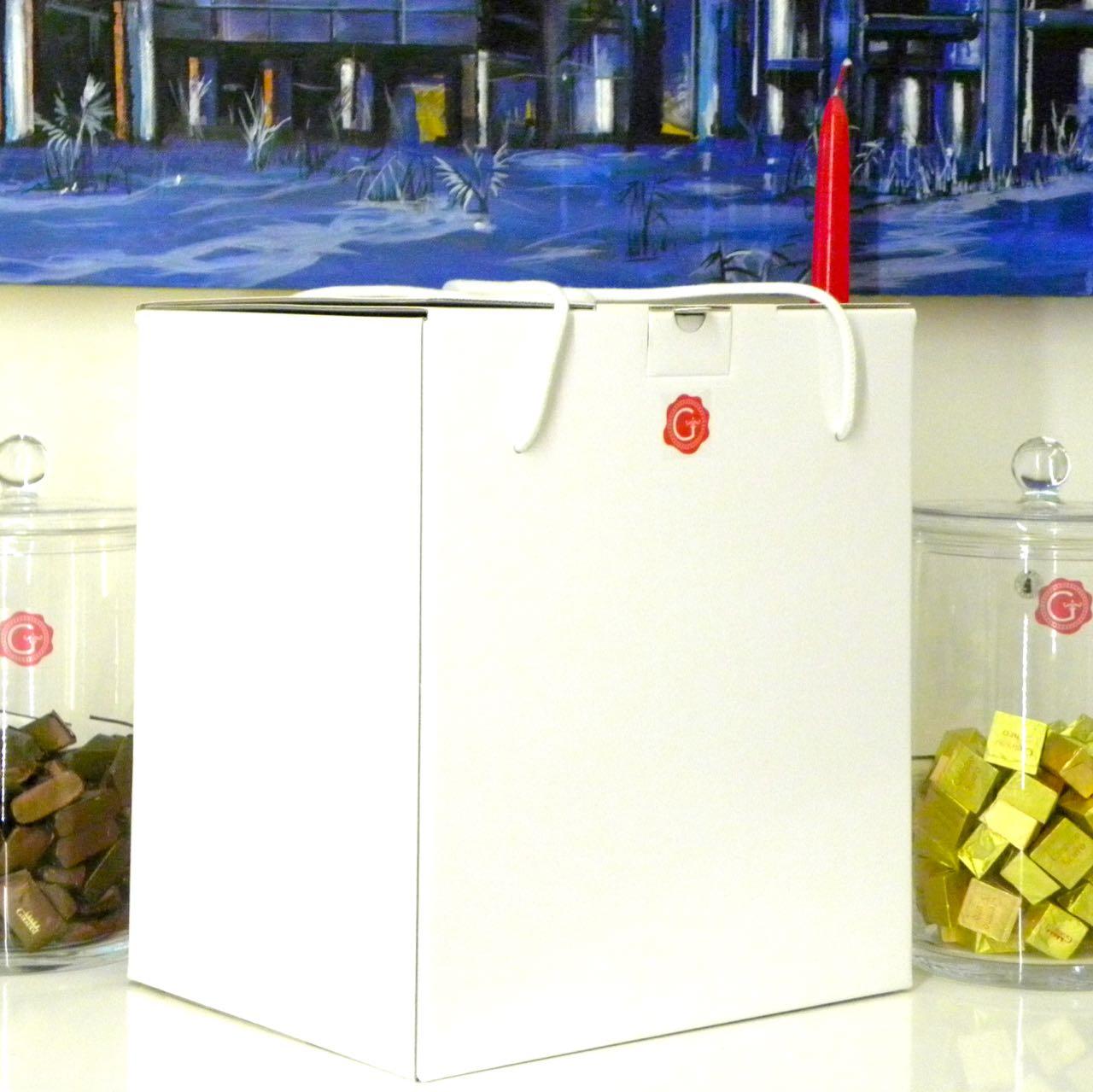 Confezione regalo Gustorotondo – Gustorotondo Gift Box – Gustorotondo Italian food boutique – I migliori cibi online – Best Italian foods online – spesa online