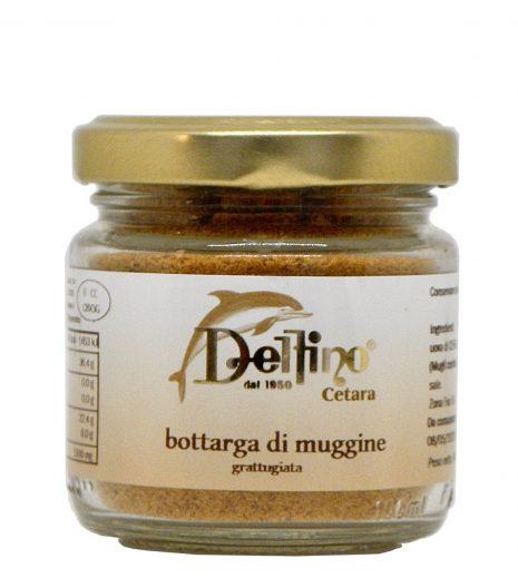 bottarga di muggine Delfino Battista - Delfino Battista mullet roe bottarga - Gustorotondo Italian food boutique - I migliori cibi online - Best Italian foods online - spesa online