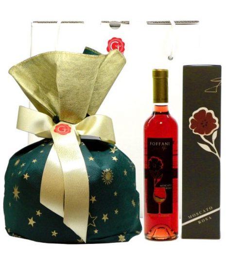 Confezione regalo dolce Natale 2018 - Gustorotondo Italian food boutique - I migliori cibi online - Best Italian foods online - spesa online