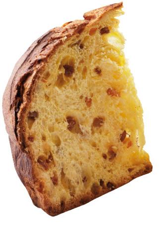 Panettone fetta - Panettone slice - Gustorotondo Italian food boutique - I migliori cibi online - Best Italian foods online - spesa online