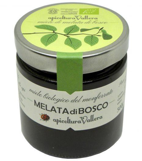Miele di melata di bosco - honeydew honey - Apicoltura Vallera - Gustorotondo Italian food boutique - I migliori cibi online - Best Italian foods online - spesa online