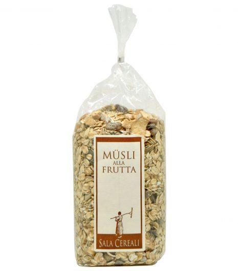 Muesli alla frutta - fruit muesli - Sala Cereali - Gustorotondo Italian food boutique - I migliori cibi online - Best Italian foods online - spesa online