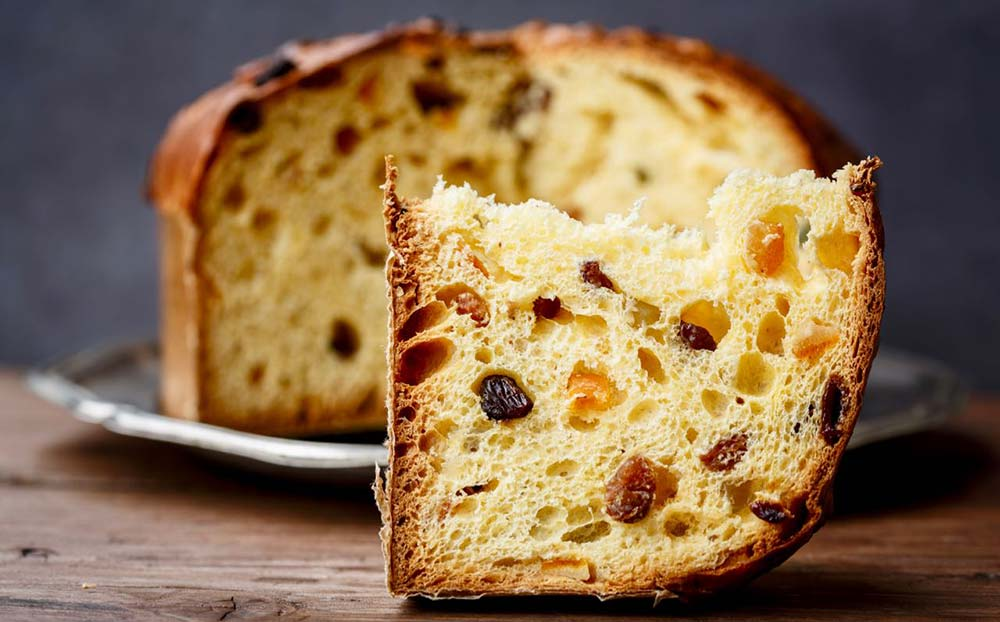 il panettone artigianale - Gustorotondo Italian food boutique - I migliori cibi online - Best Italian foods online - spesa online