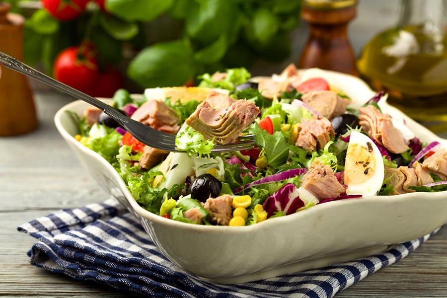 come fare il tonno sott'olio - Gustorotondo Italian food boutique - I migliori cibi online - Best Italian foods online - spesa online