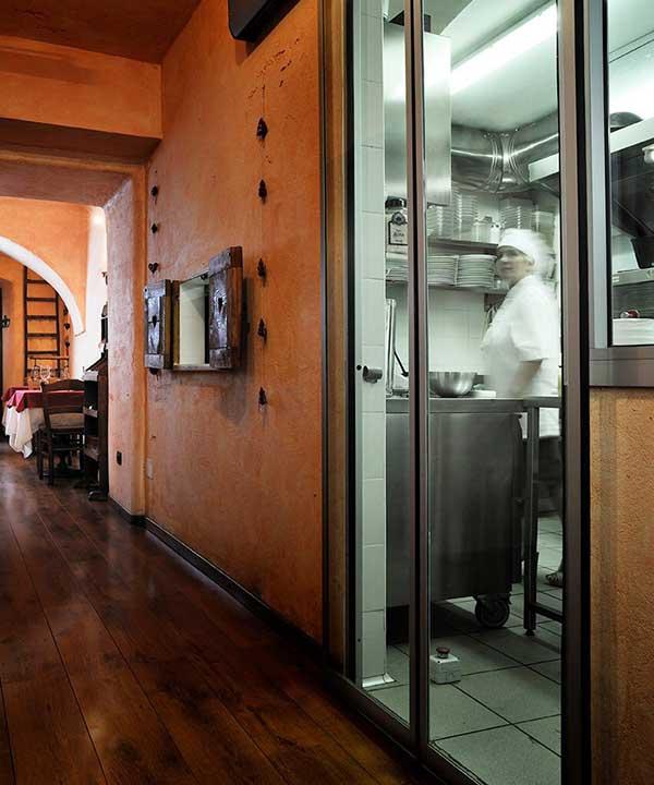 Osteria da Nando Aosta - Gustorotondo Italian food boutique - I migliori cibi online - Best Italian foods online - spesa online