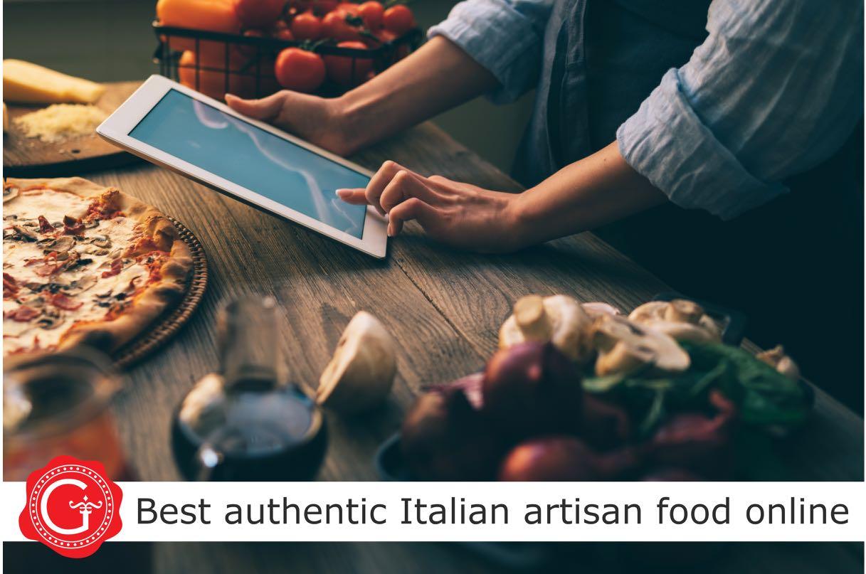 buying good food online - Gustorotondo best authentic Italian artisan food online- I migliori cibi artigianali online