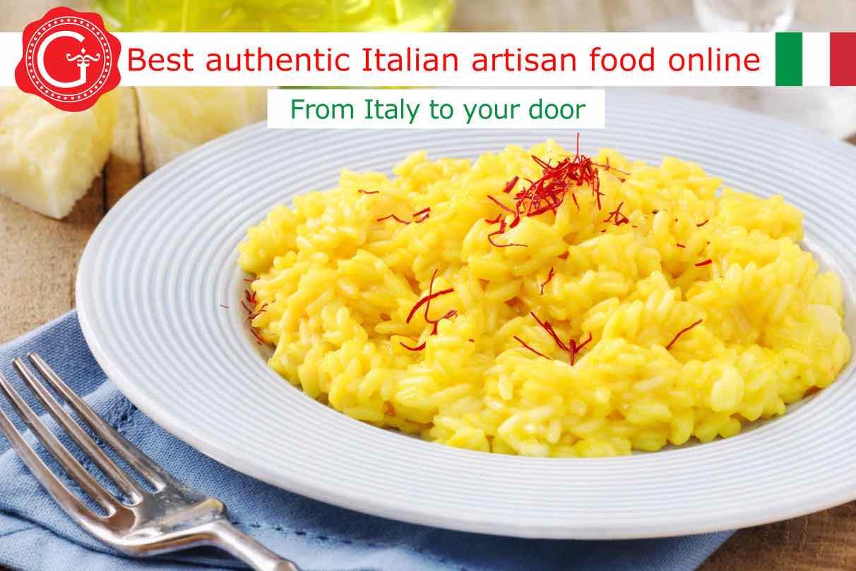 Risotto recipe - Gustorotondo - Gustorotondo.it online shop - vendita online dei migliori cibi artigianali - best authentic Italian artisan food online