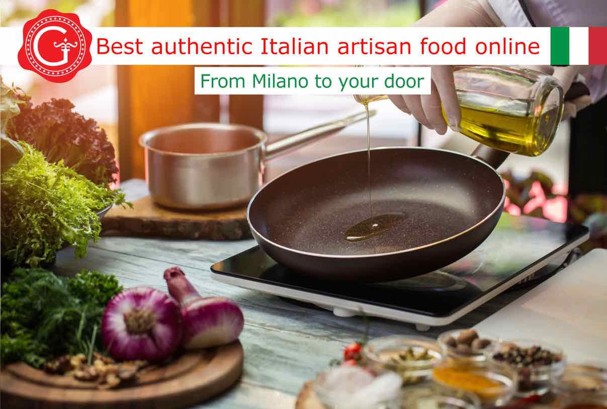 extra virgin olive oil for cooking - Gustorotondo Italian food shop - best authentic artisan Italian food online - vendita online dei migliori cibi artigianali