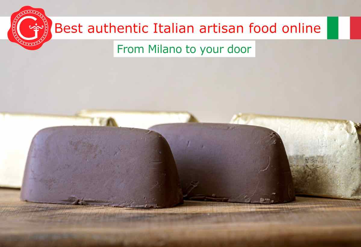 Gianduiotto - Gustorotondo Italian food shop - best authentic artisan Italian food online - traditional Italian food - vendita online dei migliori cibi artigianali