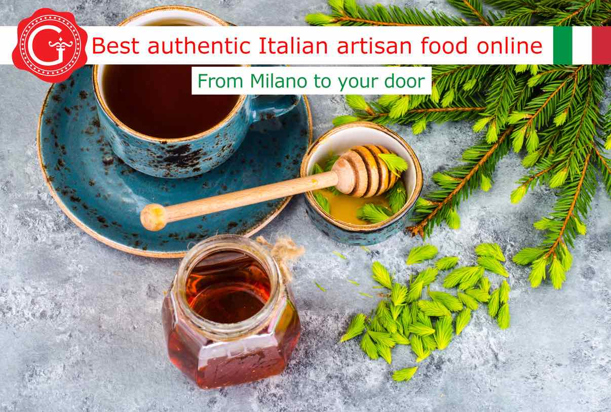 Honeydew honey benefits - Traditional Italian food shop - Gustorotondo - Gustorotondo.it online shop - vendita online dei migliori cibi artigianali - best authentic Italian artisan food online